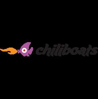 logo chiliboats - criação de loja virtual - bezpix rio de janeiro