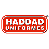 Logo haddad uniformes